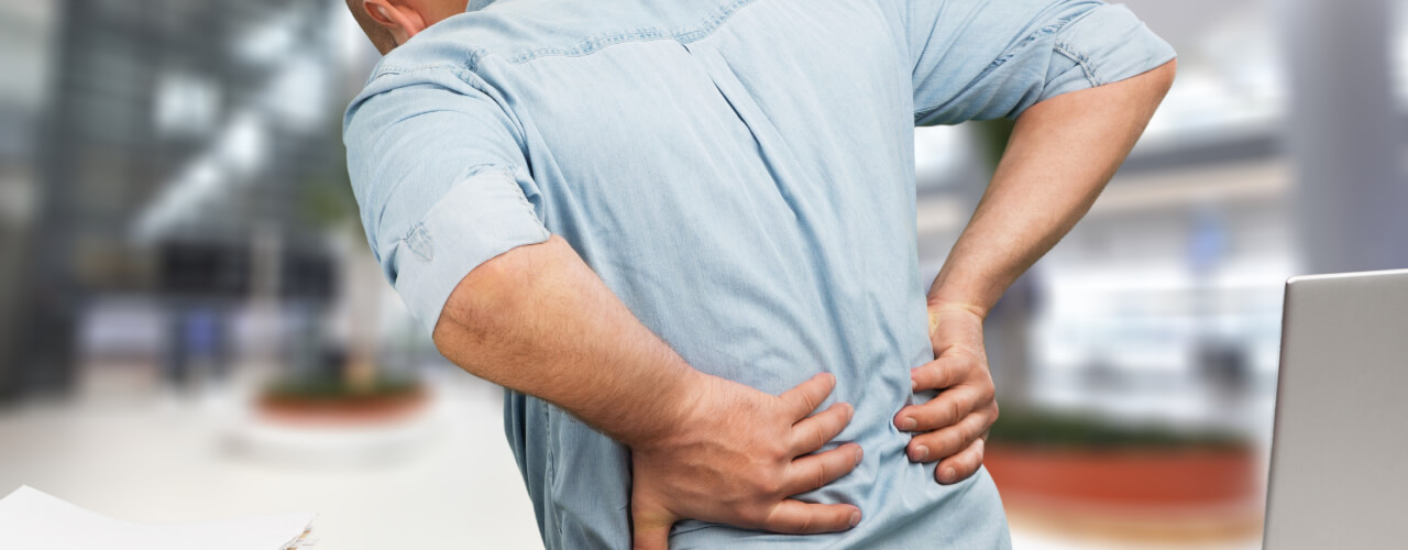 Physical therapy can help relieve your chronic lower back pain